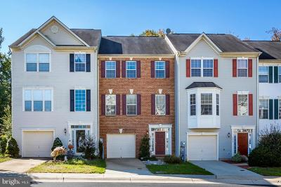 Townhouse For Sale: 1017 Meandering Way