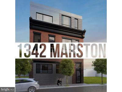 Brewerytown Multi Family Home Under Contract: 1342 N Marston Street