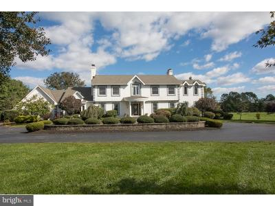 Moorestown Single Family Home For Sale: 739 Hartford Road