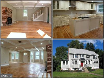 Cherry Hill Single Family Home For Sale: 1102 Hollis Avenue