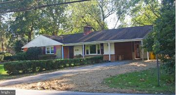 Severna Park Single Family Home For Sale: 203 Evergreen Road