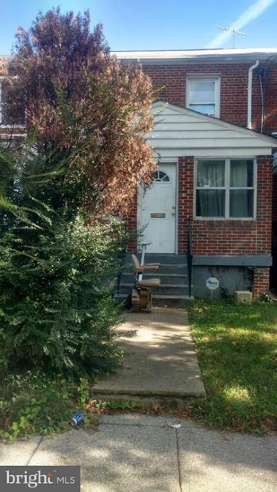 Townhouse For Sale: 1814 18th Street SE