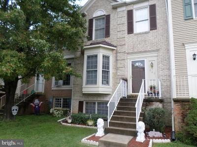 Fredericksburg VA Townhouse For Sale: $240,000