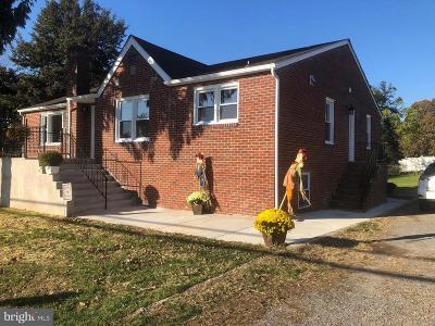 Baltimore Single Family Home For Sale: 904 Essex Avenue