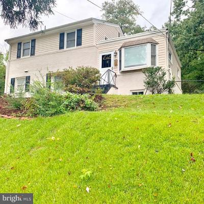 Temple Hills MD Single Family Home For Sale: $325,000