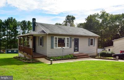Single Family Home For Sale: 4027 Rinehart Road