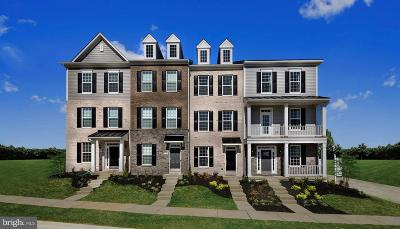 Frederick MD Townhouse For Sale: $299,990