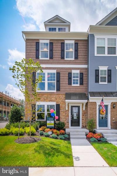 Prince William County Townhouse For Sale: 13802 Litespeed Way