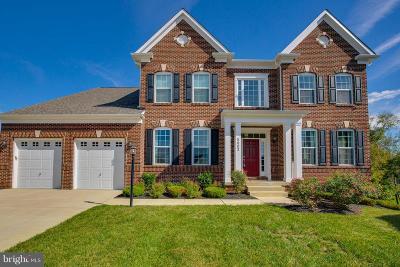 Upper Marlboro Single Family Home For Sale: 5002 Tideworth Terrace