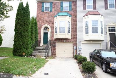 Reisterstown Townhouse For Sale: 114 Persimmon Circle