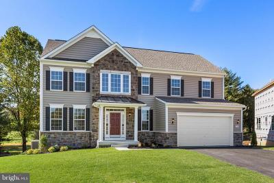 Frederick County Single Family Home For Sale: Hibiscus Court #OAKDALE
