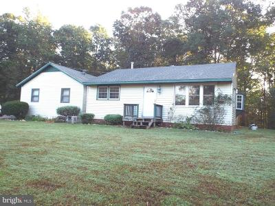 Madison County Single Family Home For Sale: 2150 Meander Run Road