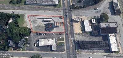 Somerset County, Wicomico County, Worcester County Commercial For Sale: 610 N Salisbury Boulevard N