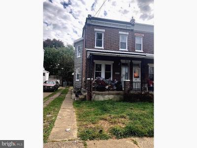 Philadelphia Single Family Home For Sale: 7419 Lawndale Street