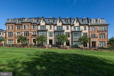 North Bethesda Townhouse For Sale: 10819 Symphony Park Drive