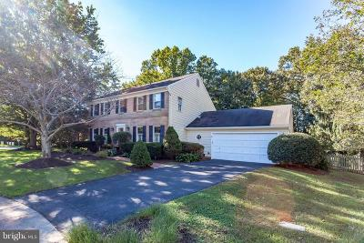 Alexandria Single Family Home For Sale: 9306 Old Mansion Road