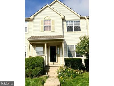 Robbinsville Townhouse For Sale: 37 Tasley Court
