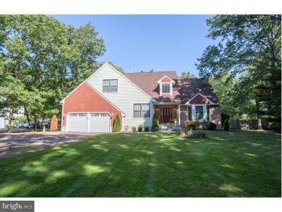 Hammonton Single Family Home For Sale: 61 E Fleming Pike