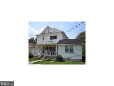 Gloucester City Multi Family Home For Sale: 4 Barnard Avenue