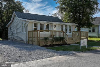 Deale Single Family Home For Sale: 619 E Marshall Avenue
