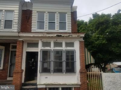 Camden Single Family Home For Sale: 1288 Chase Street