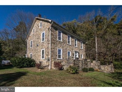 Bucks County Single Family Home For Sale: 107 Easton Road