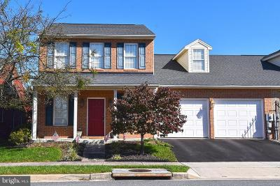 Hagerstown Single Family Home For Sale: 1816 Meridian Drive