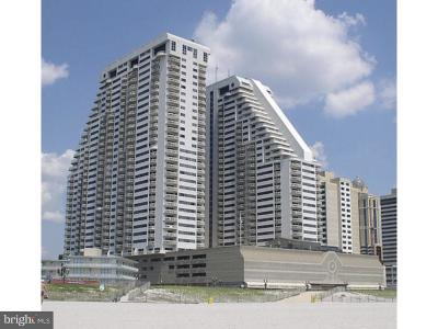 Atlantic City Condo For Sale: 3101 Boardwalk #1010-2