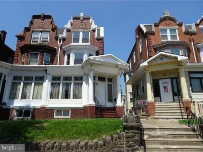 Philadelphia Single Family Home For Sale: 5130 N Broad Street
