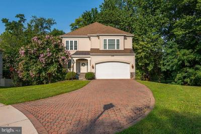 Fairfax County Single Family Home Active Under Contract: 2898 Gretna Place