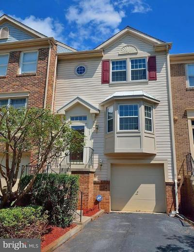 Gaithersburg Townhouse For Sale: 305 Leafcup Road