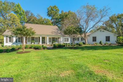 Middleburg Single Family Home For Sale: 23366 Mersey Road