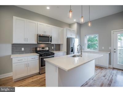 Brewerytown Single Family Home For Sale: 1406 N Marston Street