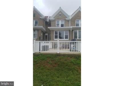 Philadelphia Multi Family Home For Sale: 3503 Vista Street