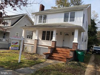 Riverdale MD Single Family Home For Sale: $459,900
