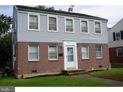 Chester Multi Family Home Under Contract: 2504 Wetherill Street