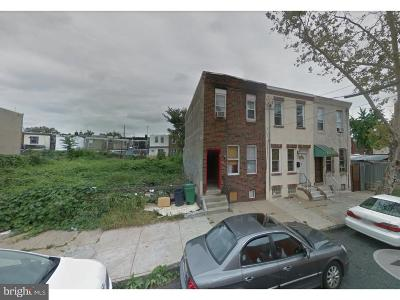 Fishtown Residential Lots & Land For Sale: 1833 E Sergeant Street