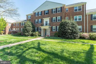 Fairfax County Condo For Sale: 1303 Belle View Boulevard #C-2