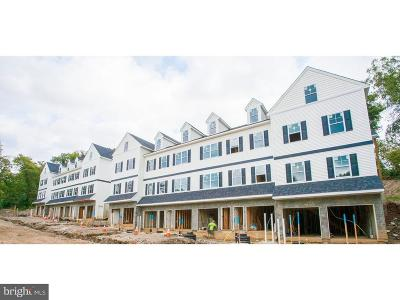 Conshohocken Townhouse Under Contract: 111 Colwell Lane #6