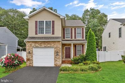 Severn Single Family Home Under Contract: 8218 Lexington Drive