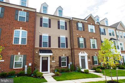 Owings Mills Townhouse For Sale: 9429 Virginia Jane Way