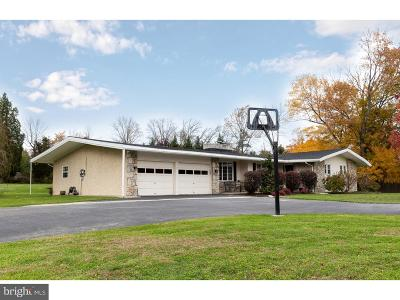 Collegeville Single Family Home For Sale: 3 Little Knoll Circle