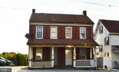 Hanover Multi Family Home For Sale: 972-972.5 Carlisle Street