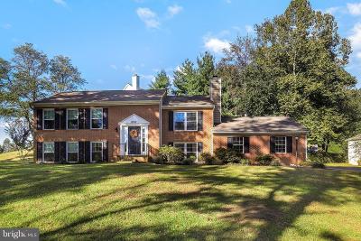 Upper Marlboro Single Family Home For Sale: 3003 Matapeake Drive