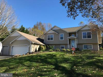Calvert County Single Family Home For Sale: 60 S View Drive