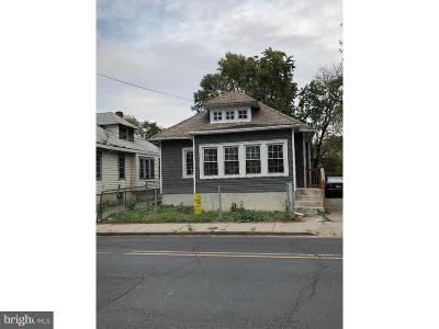 Camden Single Family Home For Sale: 444 N 36th Street