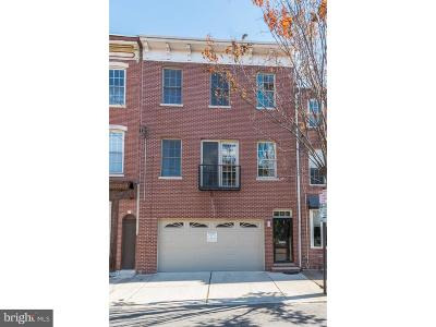 Queen Village Townhouse For Sale: 905 S 2nd Street