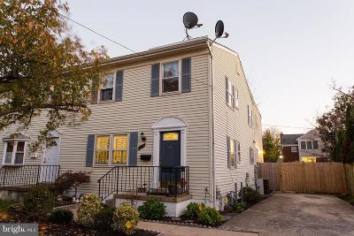 Alexandria Single Family Home For Sale: 407 East Del Ray Avenue