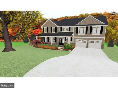 Garnet Valley Single Family Home For Sale: Lot 2 Grand Oak Lane