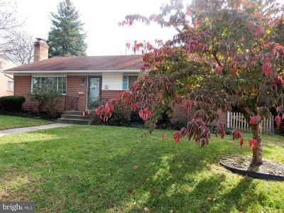 Frederick Single Family Home For Sale: 404 Schley Avenue